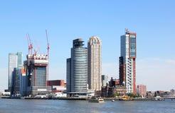 Huvud av söder i Rotterdam, Nederländerna Arkivfoton
