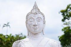 Huvudbuddha staty Royaltyfri Bild