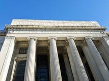 Huvudbyggnad av Massachusetts Institute of Technology arkivfoton