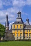 Huvudbyggnad av universitetet av Bonn, Tyskland Arkivfoton