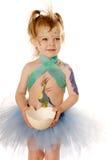 huvuddelbarn målad little Royaltyfri Foto