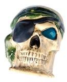 huvudet piratkopierar Royaltyfri Fotografi