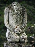 huvudlös staty Royaltyfria Foton