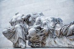 Huvudlösa kvinnaskulpturer Royaltyfria Foton