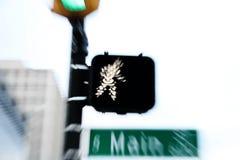 Huvudsaklig gata Royaltyfri Fotografi