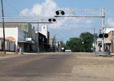 Huvudsaklig gata, USA Fotografering för Bildbyråer