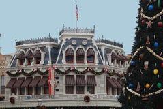Huvudsaklig gata USA Royaltyfri Foto