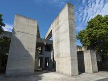 Huvudsaklig ingång av Jing-Mei Human Rights Memorial och den kulturella medeltalen arkivbilder