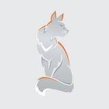 Huvudsaklig tvättbjörnkatt Royaltyfri Fotografi