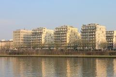 Huvudsakliga lägenheter Arkivfoto