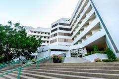 Huvudsakligt arkiv på det Chulalongkorn universitetet Royaltyfria Foton