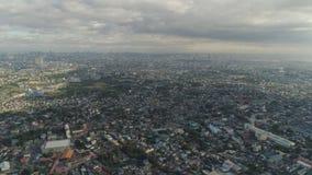 Huvudstad av Filippinerna är Manila royaltyfri foto
