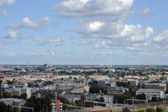 Huvudstad av Lettland Riga Arkivbilder