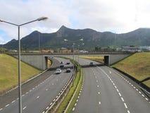 huvudväg 2 Arkivfoton