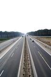 huvudväg Arkivfoto