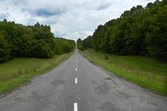 huvudväg Royaltyfria Foton