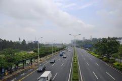 Huvudväg Royaltyfri Foto