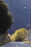 huvudväg Fotografering för Bildbyråer