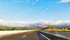 huvudväg Royaltyfri Bild