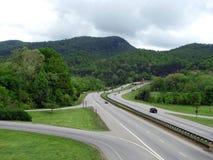 huvudväg Royaltyfria Bilder