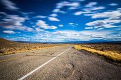 Huvudväg 128 Royaltyfria Bilder