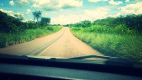 Huvudväg för frihet royaltyfria foton