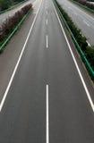 Huvudväglodlinjesammansättning Arkivbilder