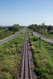 Huvudvägringleden av den Chiang Mai staden Royaltyfria Foton