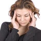 huvudvärk Arkivbild