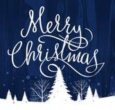 Huw Kerstmisachtergrond royalty-vrije stock foto's
