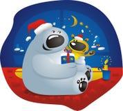 Huw sonny Kerstmis, Stock Afbeeldingen