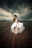 Huwbare verloofde! Royalty-vrije Stock Afbeeldingen