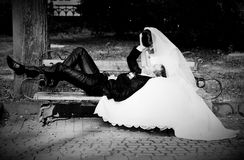 Huwelijk Royalty-vrije Stock Foto