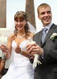 Huwelijk. Royalty-vrije Stock Foto
