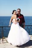 Huwelijk stock afbeelding