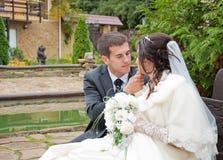 Huwelijk Royalty-vrije Stock Fotografie
