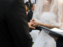 Huwelijk Stock Foto's