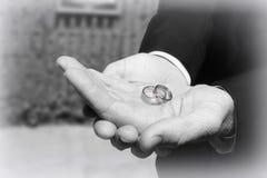 Huwelijk Bands2 Royalty-vrije Stock Afbeeldingen