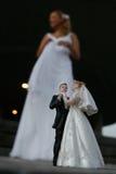 Huwelijk - Bruid Royalty-vrije Stock Afbeelding
