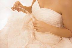 Huwelijk-bruid Royalty-vrije Stock Foto
