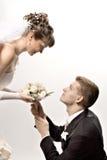 Huwelijk dreams3 Royalty-vrije Stock Afbeelding