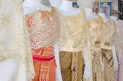 Huwelijk Thai Royalty-vrije Stock Foto