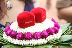 Huwelijk voor Thailand Royalty-vrije Stock Foto