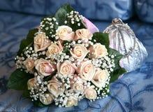 huwelijks bloemen Stock Foto's
