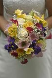 huwelijks boeket Royalty-vrije Stock Afbeelding