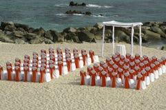 Huwelijks- Cabo Stock Foto's
