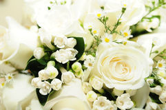 Huwelijksbloem stock afbeeldingen