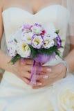 Huwelijksboeket Royalty-vrije Stock Foto