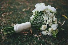 Huwelijksboeket Stock Foto