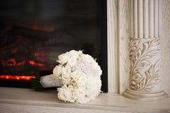 Huwelijksboeket Royalty-vrije Stock Fotografie